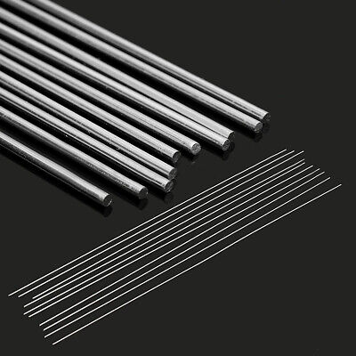 10 x 1.6X330mm Aluminum Alloy Silver TIG Filler Rods Welding Brazing Wire Tool