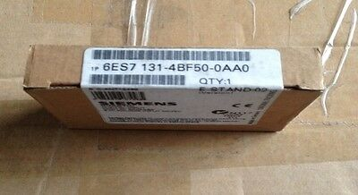 1PC NEW IN BOX Siemens 6ES7 131-4BF50-0AA0 #OH19