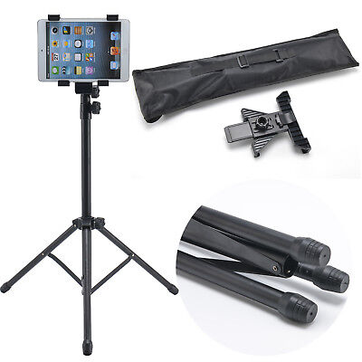 Adjustable Floor Mount Stand Holder Tripod For iPad 2 3 4 Mini Air Retina Tablet