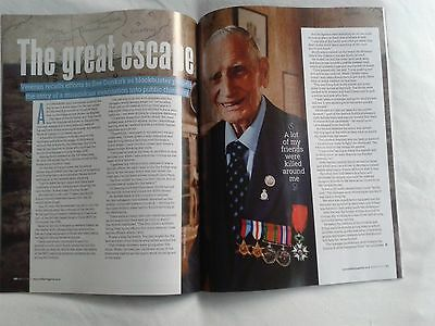 Soldier Magazine Dunkirk Revisited/Great Escape  Aug 2017 NEW read once on train