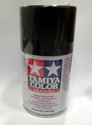 Tamiya TS-14 spray negro Paint spray enamel black Tamiya