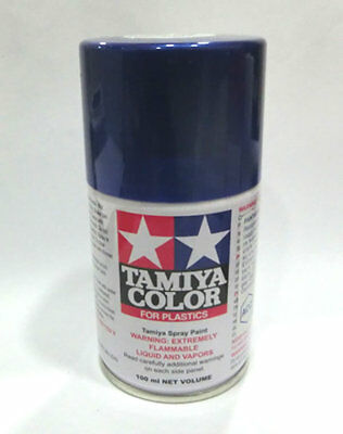 Tamiya TS-51 spray azul racing Paint spray enamel racing blue Tamiya