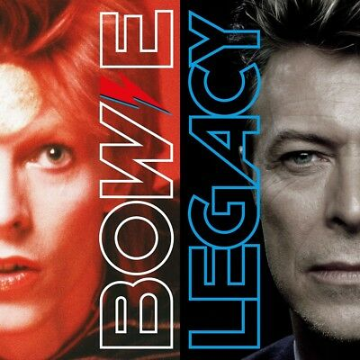 DAVID BOWIE - Legacy, 1 Audio-CD