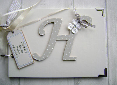 Personalised  Photo Album/Scrapbook.memory Book. Any Letter. Hen Do/Party