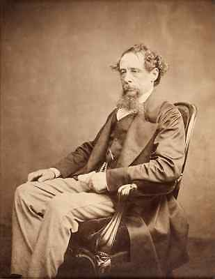 157 Vintage and Rare books on Charles Dickens and His Writings on one DVD.