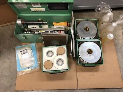Ametek T-1550 Dead Weight Tester 0-15000 With Weights NIB!!