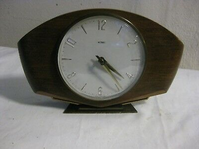 Vintage Retro Mid Century Metamec Mantle Clock