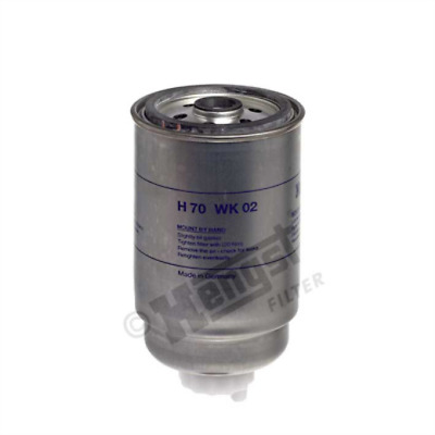 Fuel Filter HENGST H70WK02 for IVECO DAILY II Bus A 40-10 40-12 45-10 45-
