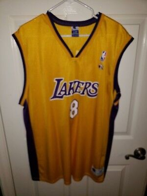 Nba Los Angeles Lakers Champion Jersey  8 Bryant Rookie Season Size 48 Xl 8db0745c2