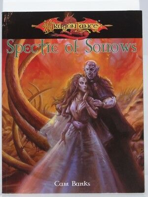 """DragonLance """"Spectre of Sorrows"""" (d20 system, Wizard of the Coast) 103003006"""