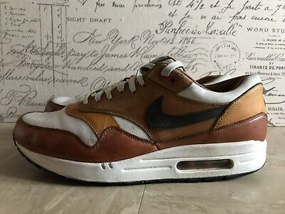 new style 580a3 64648 Nike Air Max 1 Escape QS Curry Leather UK 10
