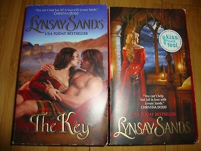 Complete Set Series Lot Of 3 Deed Books By Lynsay Sands