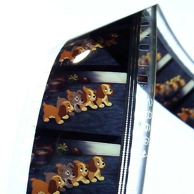 Lady and the Tramp - Disney 35mm Film movie Trailer