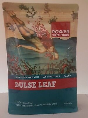 Power SuperFoods Dulse Leaf 50g