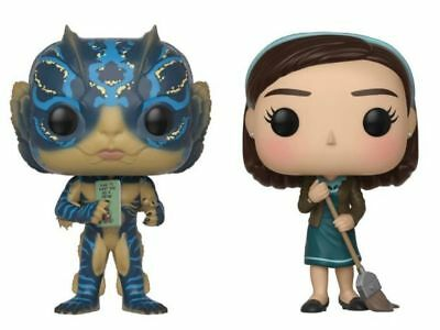 Funko POP! Movies: Shape of Water 32483.32541 Set of 2 In stock