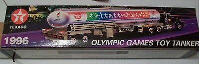 1996 TEXACO OLYMPIC GAMES TOY TANKER Limited Edition 3rd in Collector Series