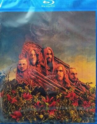 Opeth Garden Of The Titans Blu-Ray Disc New Sealed