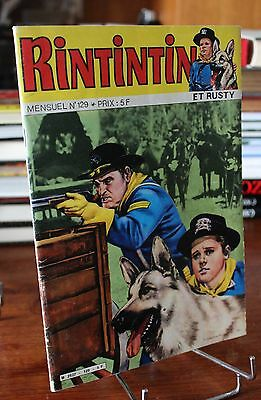 Rintintin & Rusty N° 129 Sagédition 1980