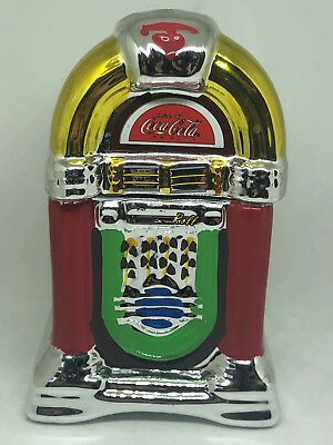 Coke and A Song Jukebox Salt & Pepper Shakers Official Coca-Cola Elvis