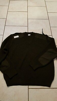 Pull militaire Armee Française Taille 104