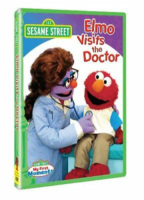 elmo visits the dentist sesame street sesame street dalmatian press
