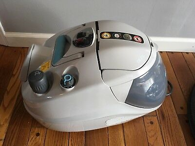 Polti EcoSteam Vac Dual Steam Cleaner Vacuum & Steamer All In One