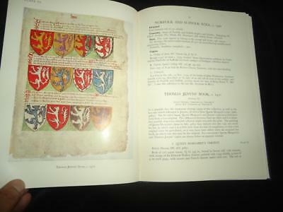 A Catalogue of English Medieval Rolls of Arms Anthony Richard Wagner heraldry