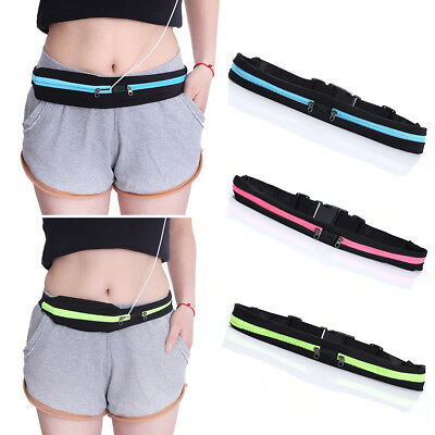 Belt Outdoor Running Holder Sport Mobile Phone Belly Fitness Gym Jogging Waist