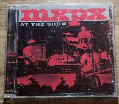 At the Show by MxPx (CD, 2014, Tooth & Nail)
