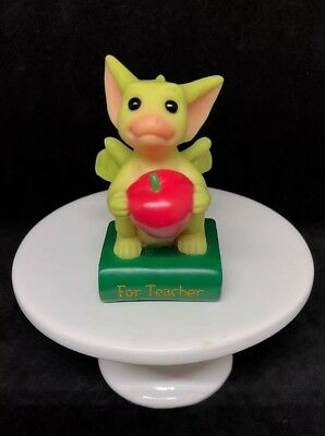Pocket Dragon Messages Real Musgrave For Teacher Book Apple Gift W/ Box RARE HTF