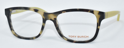 29eaea1a42db New Authentic Tory Burch Eyeglasses Ty2038 1215 Vintage Tortoise Yellow  54-17