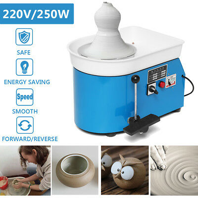 Pottery Wheel Pottery Machine For Ceramic Work Ceramics Clay Foot Pedal Art AU
