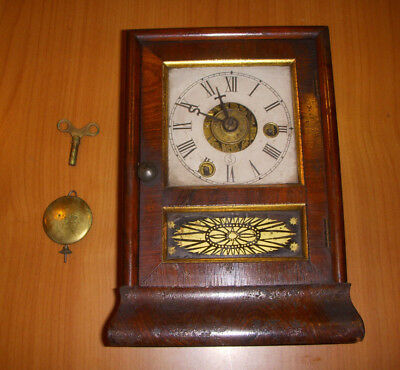 Non Working Seth Thomas Clock to Restore or Parts
