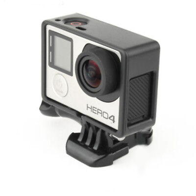 Standard Frame Border Housing Case Mount For GoPro Hero 3 Hero 3+ Hero 4 DAX