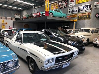 Holden Hq Ute  350 Chev Turbo 400 With Stage 2 Kit Pwr Steer !