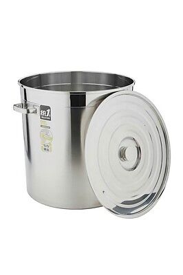 New Large 100L Stainless Steel Stock Pot Sauce Set-Heavy Duty