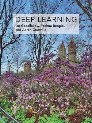 FAST DELIVERY - Deep Learning by Aaron Courville, Ian Goodfellow, Yoshua Bengio