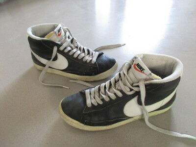 Sneakers vintage a années 90 Nike Black Size 40