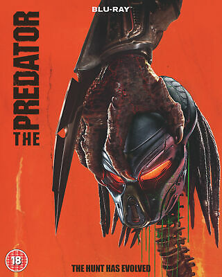 The Predator [2018] (Blu-ray) Boyd Holbrook, Trevante Rhodes, Jacob Tremblay