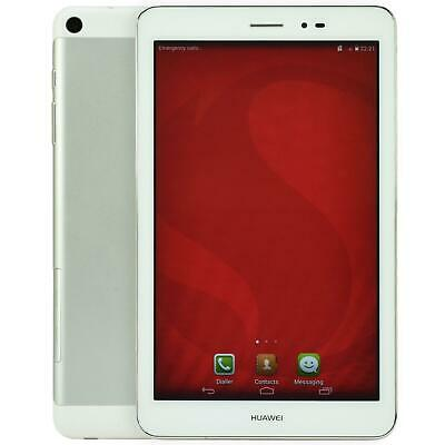 Huawei MediaPad T1 8.0 Pro WiFi + 4G Unlocked 16GB Android Tablet Silver