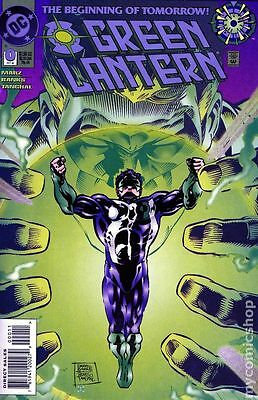 Green Lantern #0 (1994) DC Comics