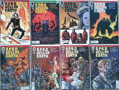 BPRD - Hell on Earth #113 #122 #128 #134 #143 #144 #145 #146