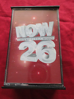 Now Thats What I Call Music 26 - 1993 Double Audio Cassette Album