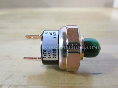 Chen Ying Socket Pressure Switch Normally Close 20143