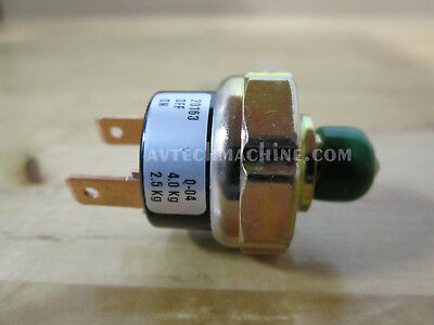 Chen Ying Socket Pressure Switch Normally Close 20163