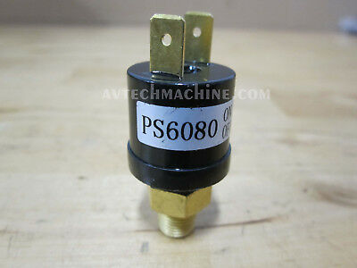 Chen Ying Socket Pressure Switch Normally Open PS6080