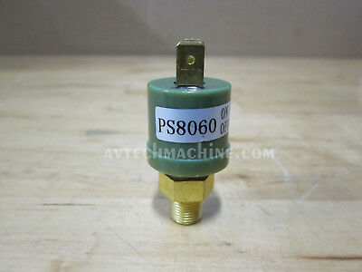Chen Ying Socket Pressure Switch Normally Close PS8060