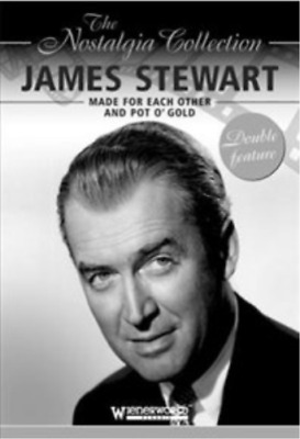 James Stewart, Carole Lombard-Made for Each Other/Pot O' Gold DVD NEUF