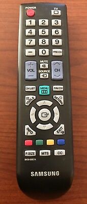 BN59-00857A Replacement Remote Control Samsung TV