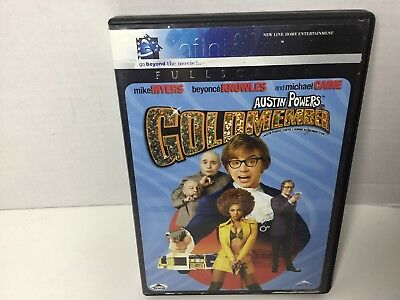 Austin Powers In Goldmember (Infinifilm Full Screen Edition), DVD, Mike Myer